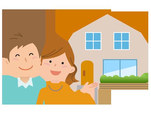 住宅診断(ホームインスペクション)はホームインスペクション富士の住宅を売却される方がより安心して売却できるイメージ画像